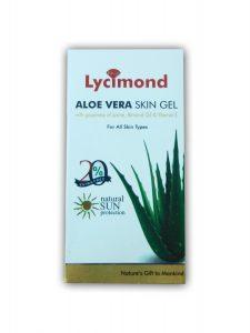 Lycimond Aloe Vera Skin Gel packshot