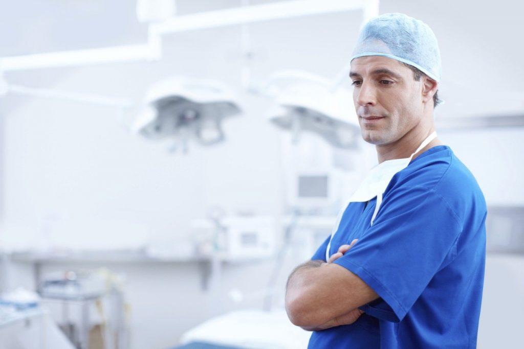 Doctors Surgeon at OT