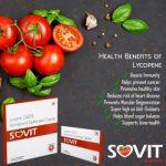 Lycopene benefits in Sovit