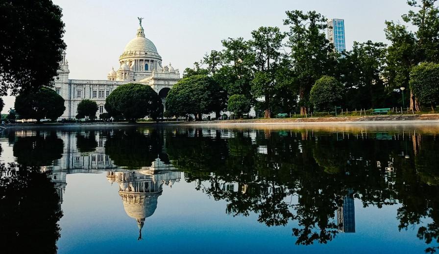 victoria Memorial Hall Kolkata picture
